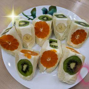 まちのでんきやさんお料理教室(6月)