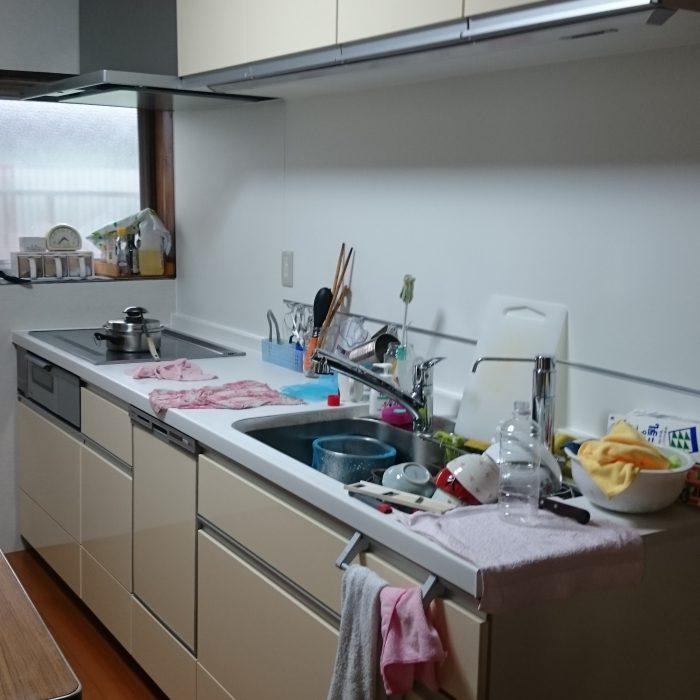 キッチン(リフォムス) S様邸