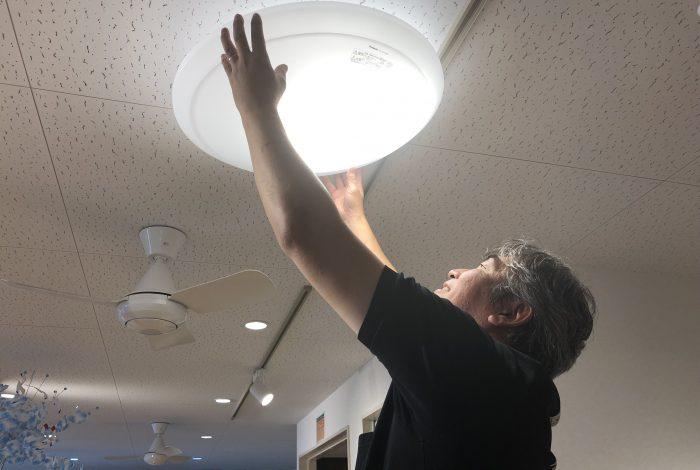 部品・照明等の 交換