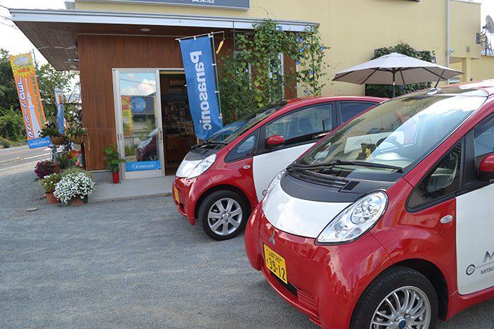 最近流行りの 電気自動車 充電システム