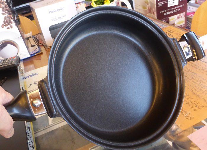 ヨシノクラフト鍋のリフォーム