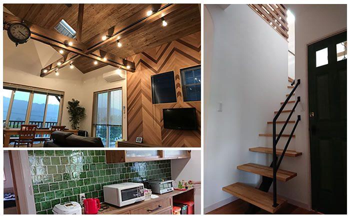 クリーンな電気で賄う電化住宅に対応した電気配線が必要となります。