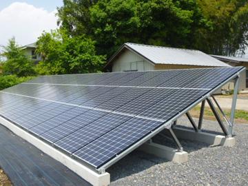 太陽光発電設備 設計施工事業