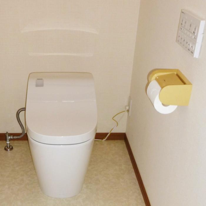UI様邸 全自動おそうじトイレアラウーノL150 タイプC