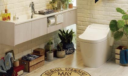 西島様邸 トイレのリフォーム事例