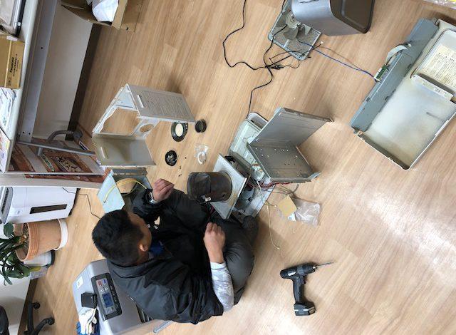 家電製品の交換・修理