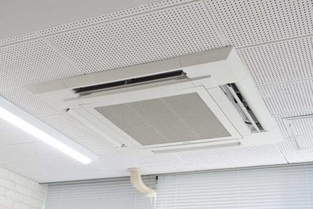 空調設備 設計・施工・保守・改修