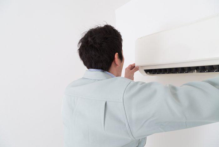 エアコン点検・サービス