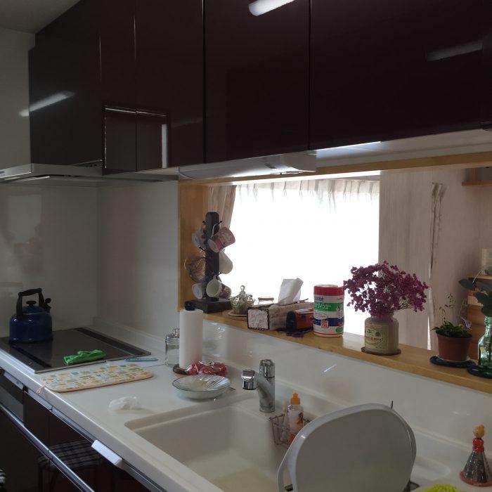 キッチンのリフォーム事例