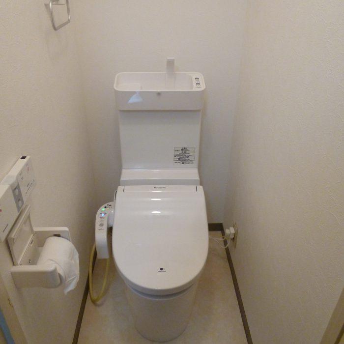 トイレのリフォーム事例1
