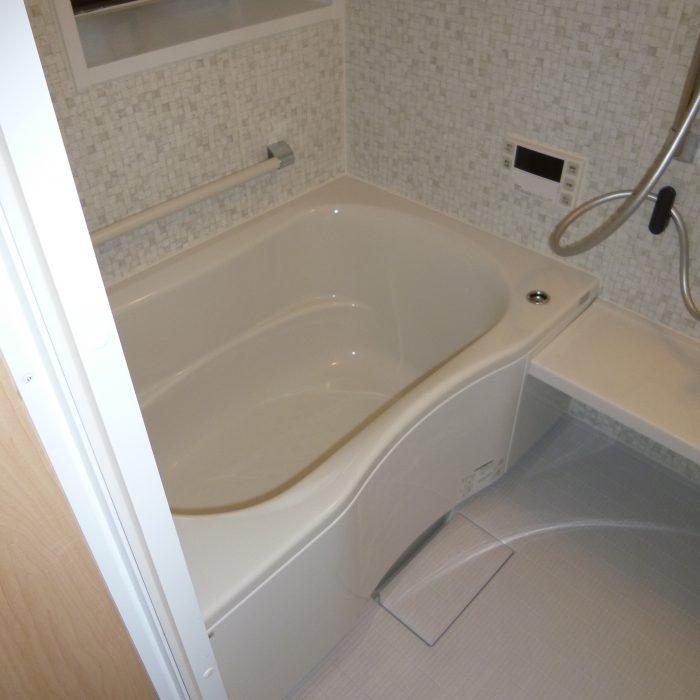 浴室のリフォーム事例1