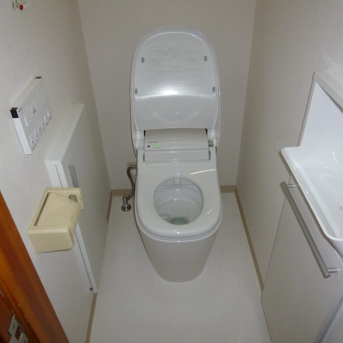 トイレのリフォーム事例2
