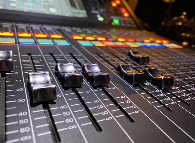 音響機材・スタッフのレンタル